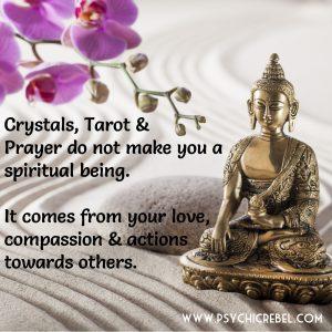 Spiritual beings - Buddha Spiritual