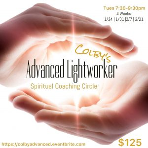 Advanced Lightworker