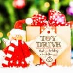 TOYS FOR TOTS-GIVING A TOY COULD CHANGE A LIFE