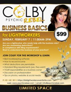 Business Basics Lightworkers