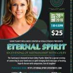 ETERNAL SPIRIT: EVENING OF SPIRIT MESSAGES