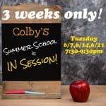 Spiritual Summer School-In Session!