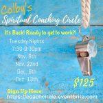 Colby's Spiritual Coaching Circle