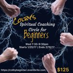 Spiritual Coaching Circle for Beginners
