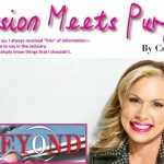 PASSION MEETS PURPOSE-SEE BEYOND