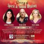 Spirit & Sound Healing-Unity of St. Petersburg, FL