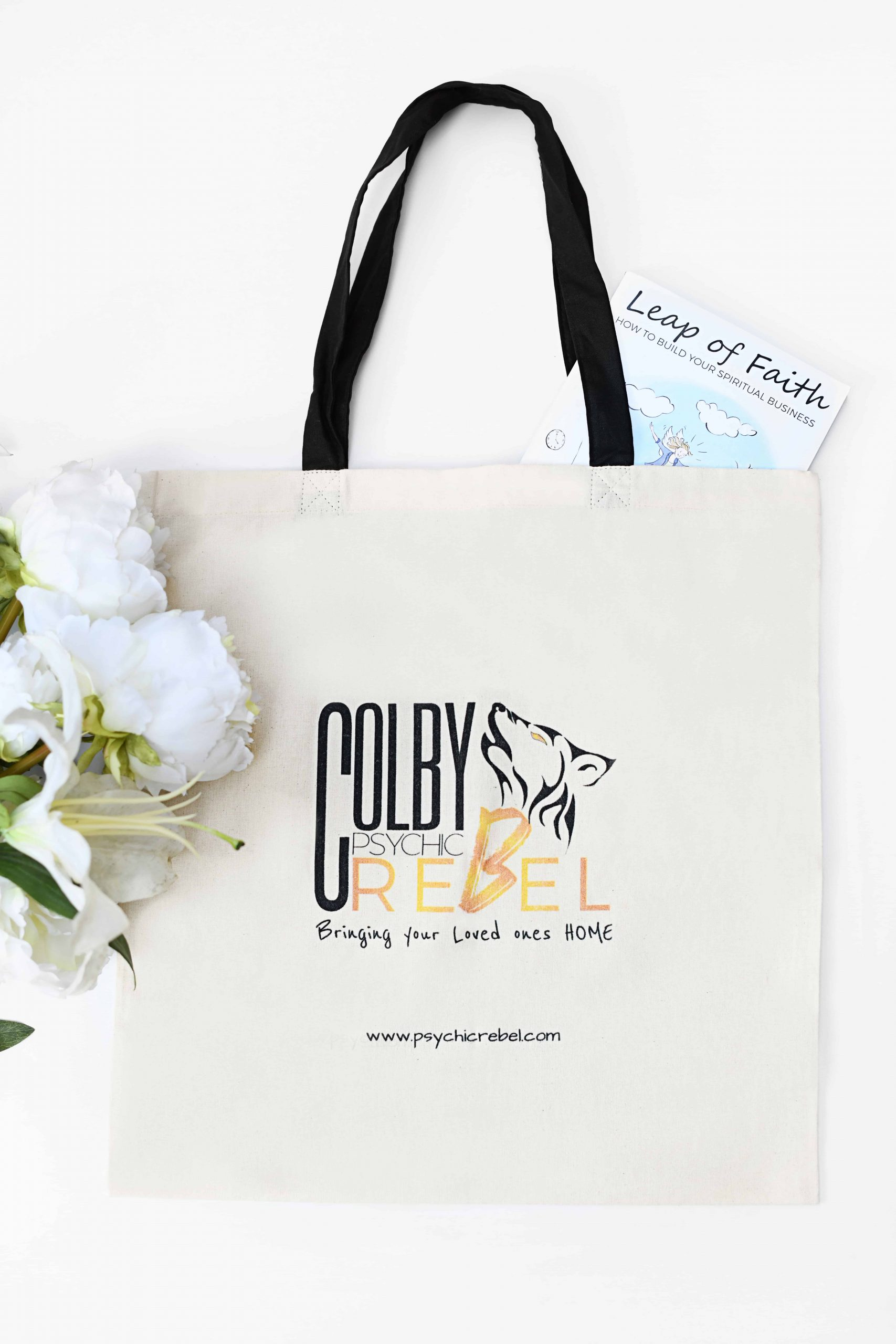 Free Gift-Canvas Bag!