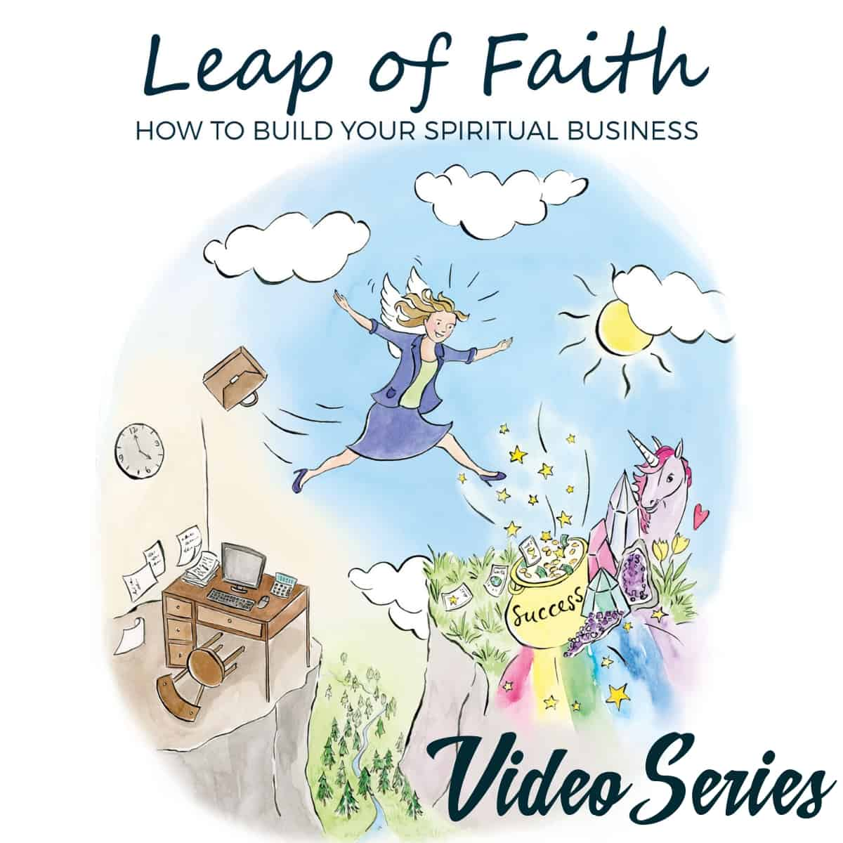 Leap Of Faith Video Series