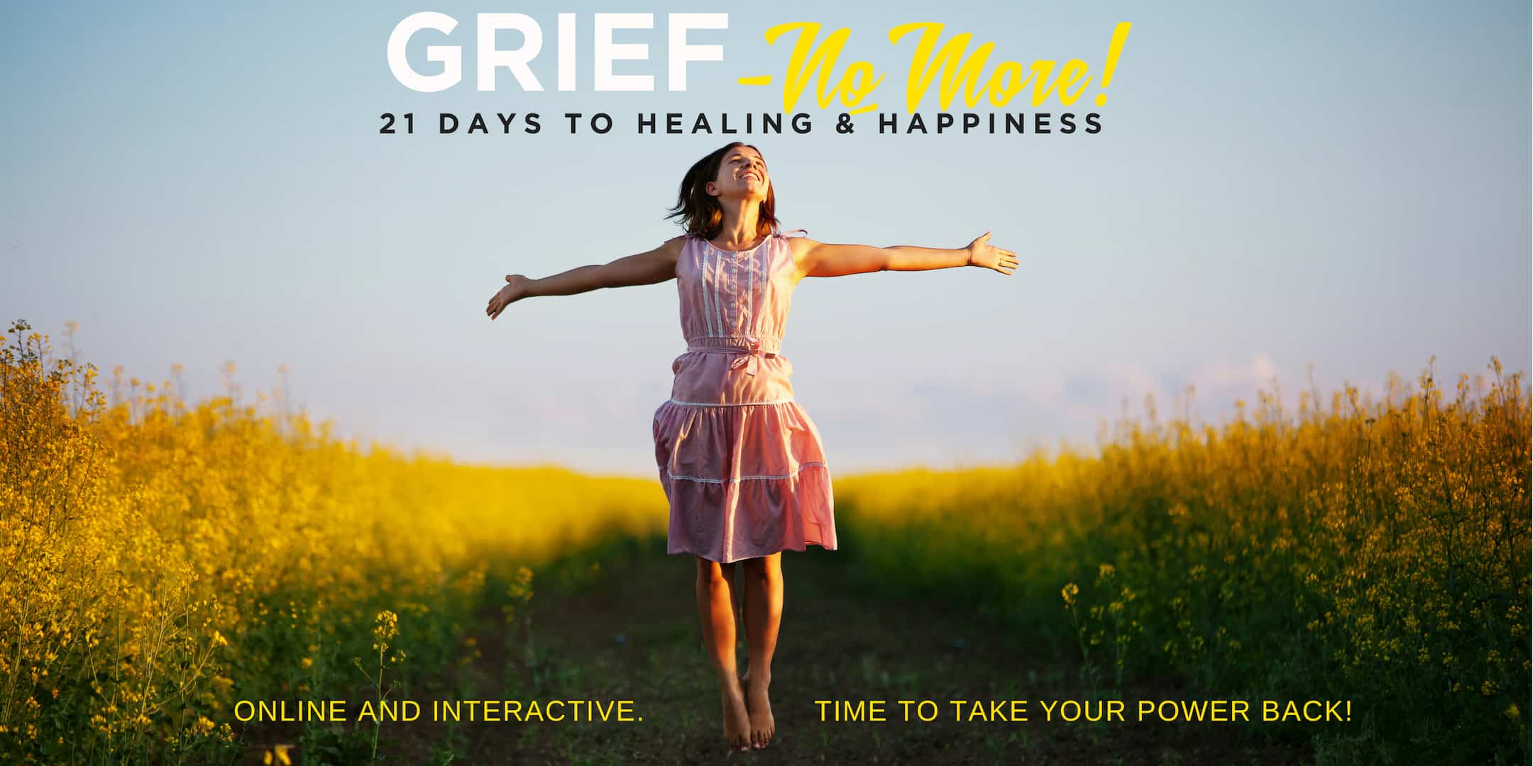 Grief No More Video Course