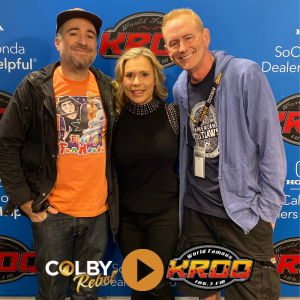 KROQ Kevin & Bean Colby Rebel