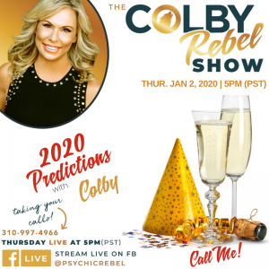 Colby Rebel Show LIVE Date Night
