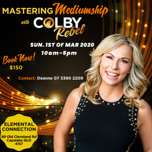Brisbane mediumship workshop