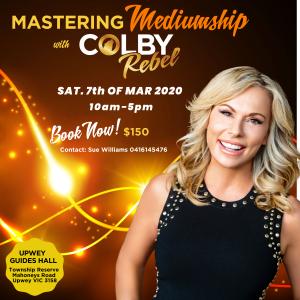 Mastering Mediumship Melbourne