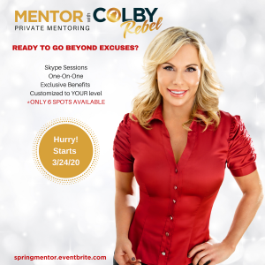 Mentor with Colby