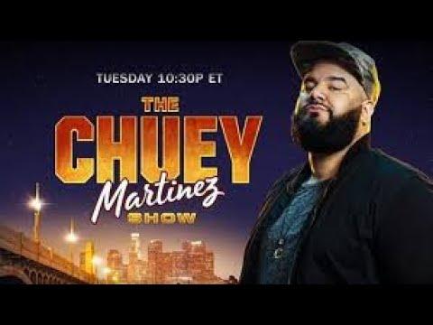 Chuey Martinez Show